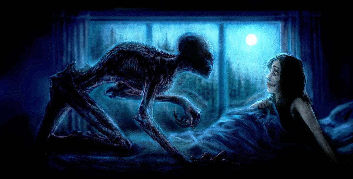 Существо на даче » страшные истории
