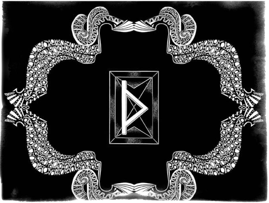 Магические руны. значение и применение рун в магии | магия