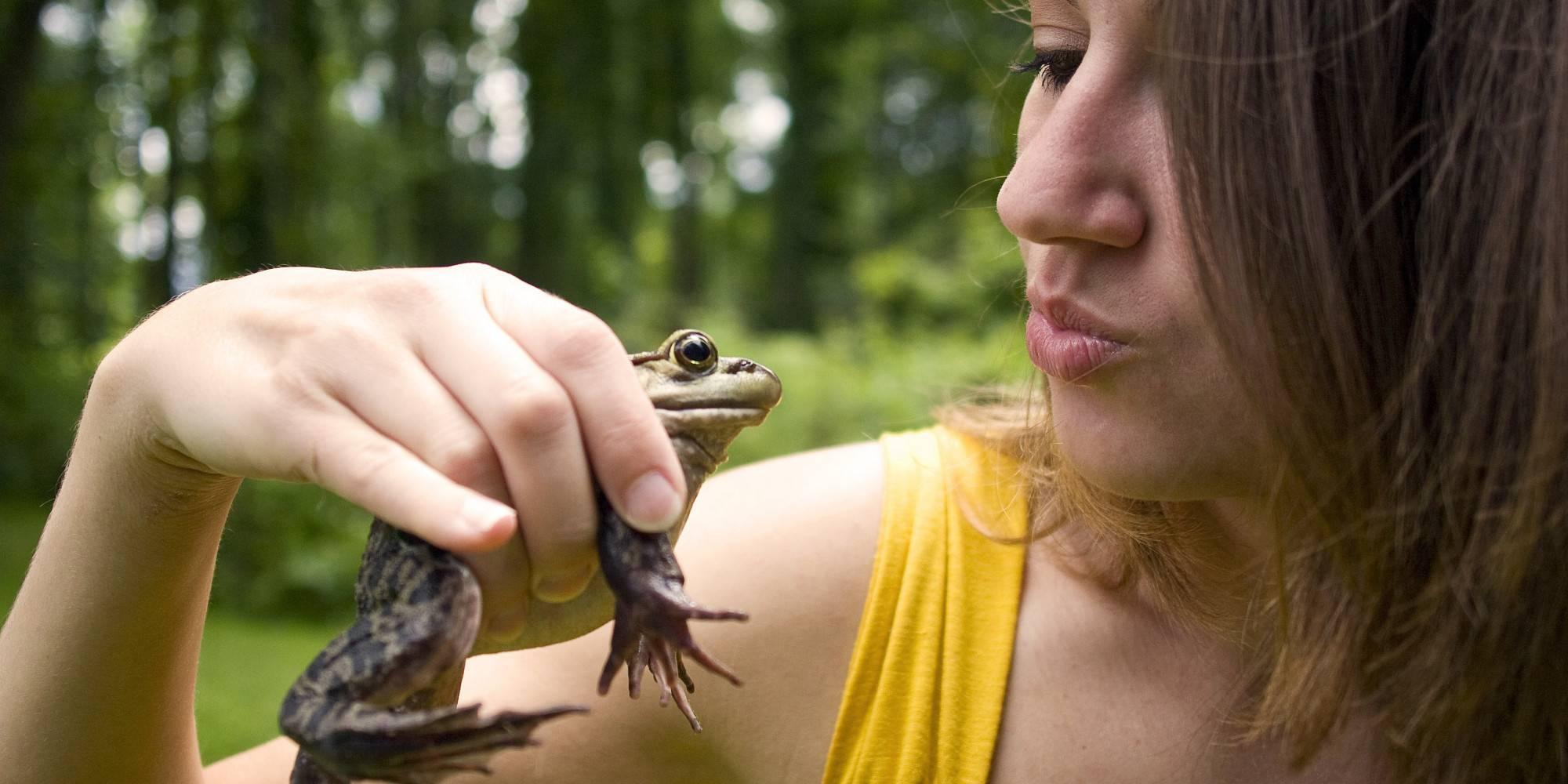 Приметы, связанные с лягушками