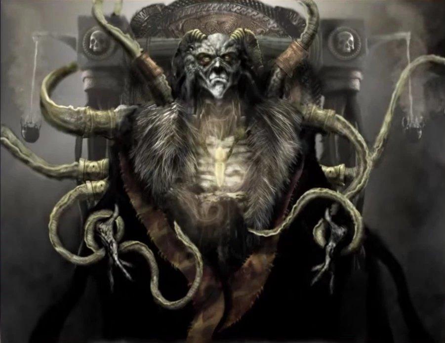 Астарта — богиня и демоница из колыбели человечества