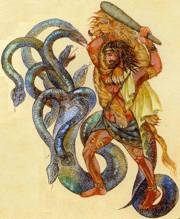 Тифон и ехидна и сущности, которых они породили. значение слова тифон в справочнике персонажей и культовых объектов греческой мифологии дети ехидны и тифона