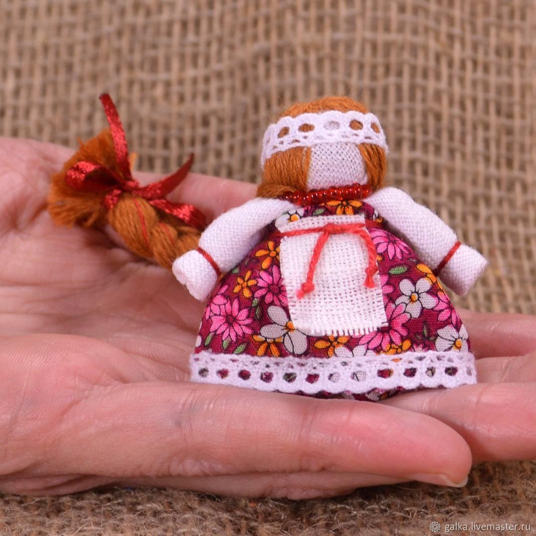 Славянские куклы-обереги: значения и виды