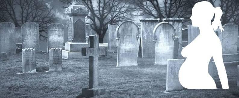 Где узнать, можно ли беременным ходить на кладбище?
