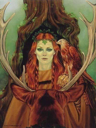Образы животных в кельтской религиозно-мифологической традиции