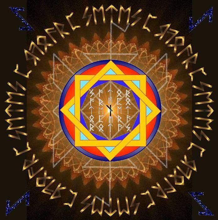 Квадрат хроноса: гармония жизни