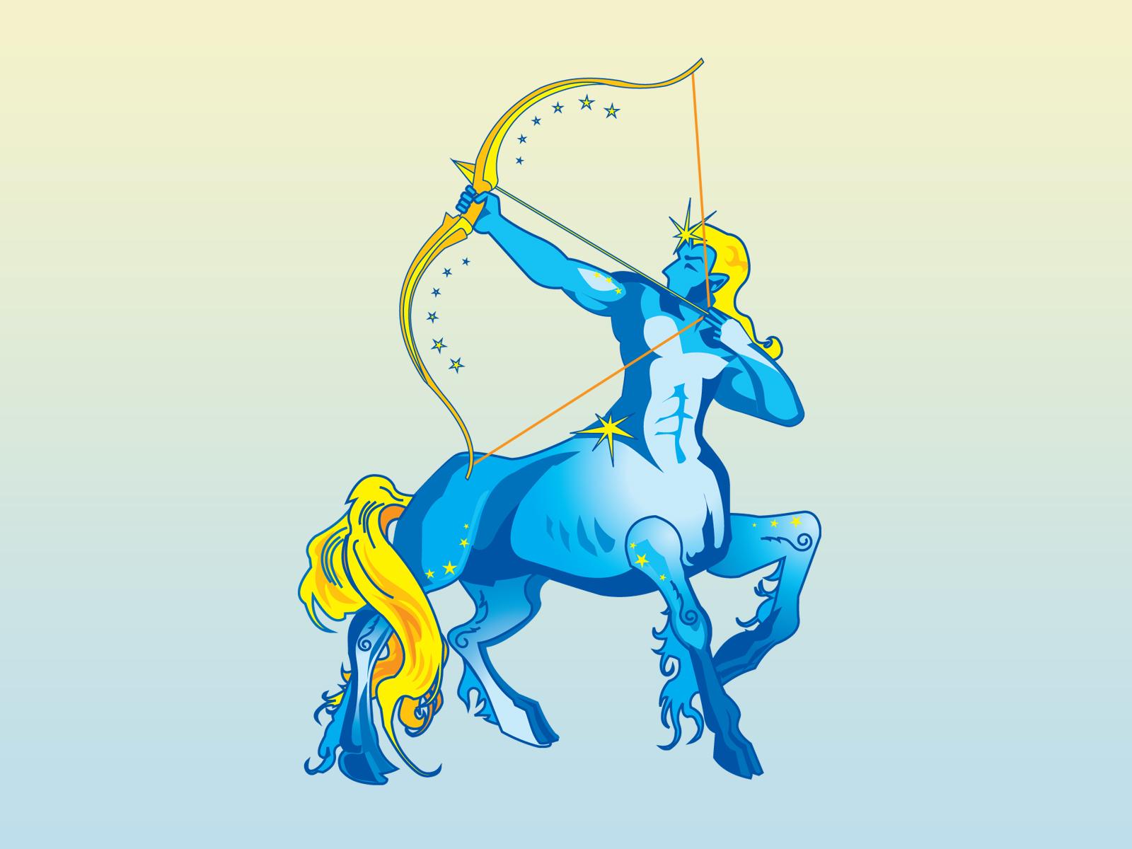 ♐ знак зодиака стрелец