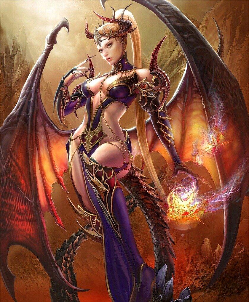 Демоны христианской мифологии. потусторонние искусители. баньши и сирены