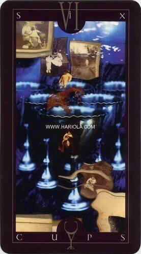 Vertigo tarot — головокружительное таро (вертиго таро)   энциклопедия карт таро и оракулов rozamira