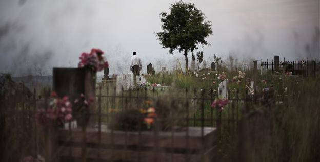 Можно ли беременной женщине ходить на кладбище