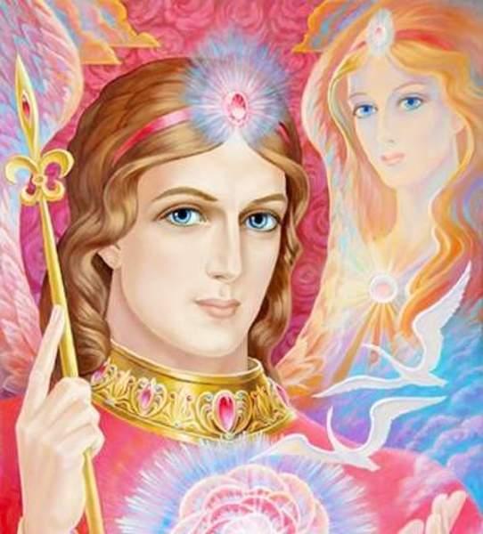 Архангел чамуил — архангел любви. молитва архангелу чамуилу о любви