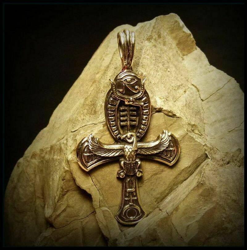 Анкх — египетский крест