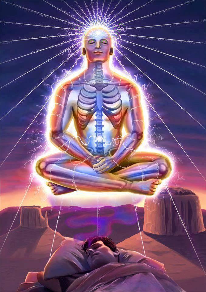 Глава 10. шестой метод астральной проекции: выход за пределы снов