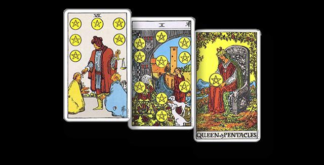 Колесо фортуны таро (судьба) — значение карты в колоде и в раскладах