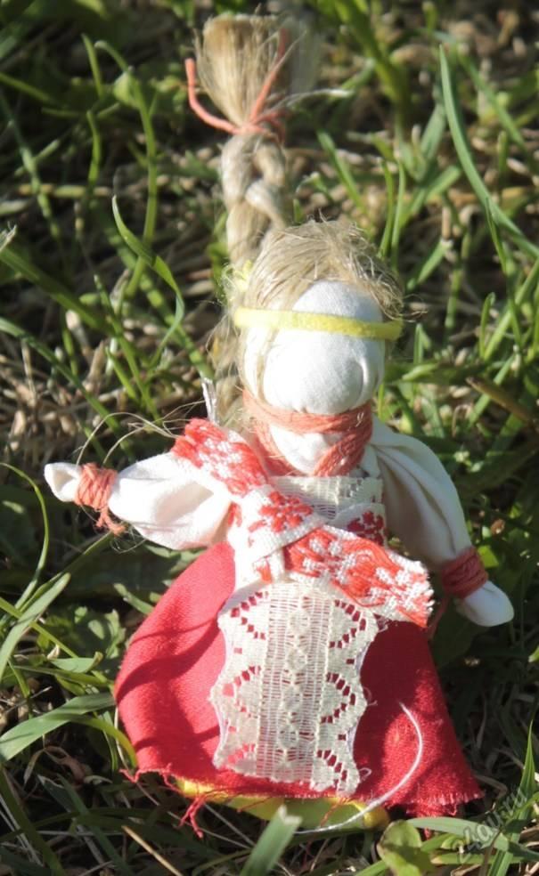 Куклы неразлучники: значение оберега на свадьбу, мастер-класс