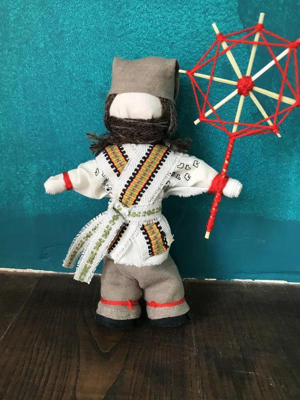 Значение оберега кукла колокольчик и мастер-класс по изготовлению