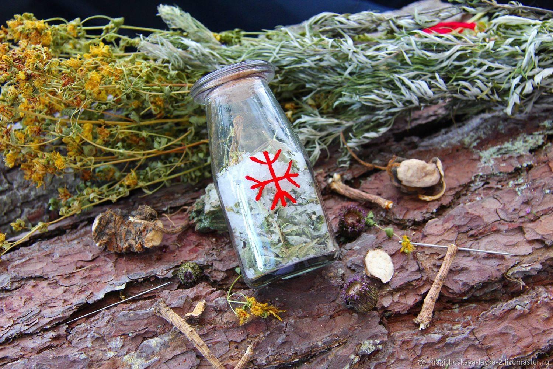 Ведьмина бутылка: талисман на здоровье, любовь, удачу | защита от порчи