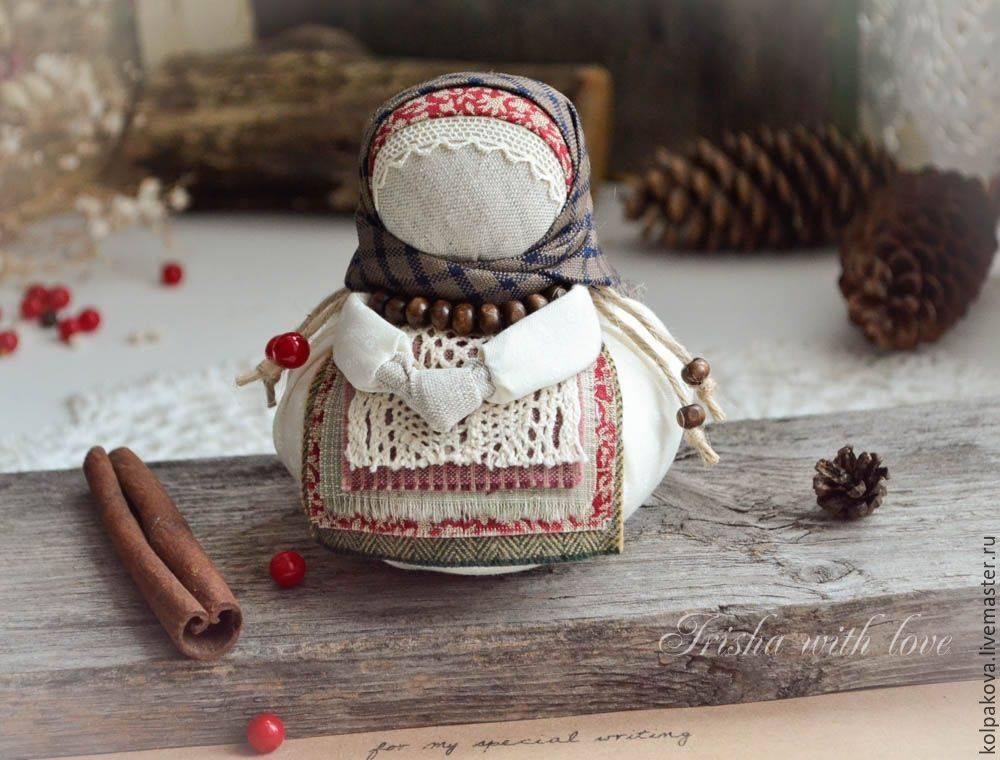 Кукла берегиня: своими руками делаем главную защитницу дома