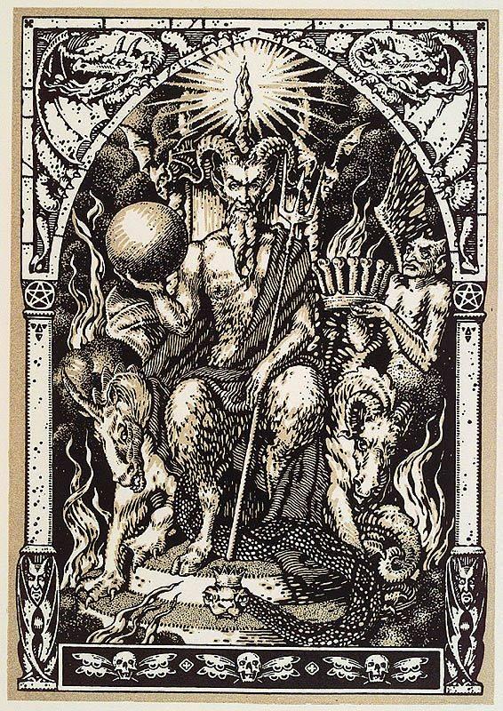 Чего боятся бесы больше всего. кто такой, как выглядит и чем изгоняется бес — христианство, оккультизм, демонология