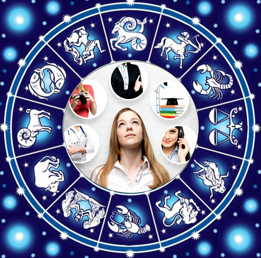 Гороскоп работы | horoscopofree.com