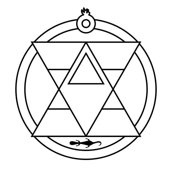 Алхимические символы