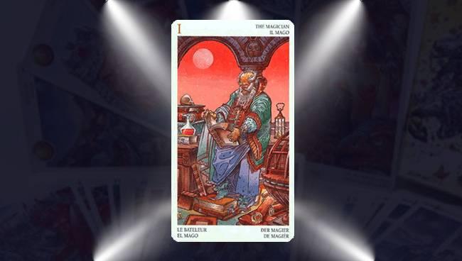 "Королева жезлов - колода ""таро ""мистерии авалона"" (avalon tarot)"" - дом таро"