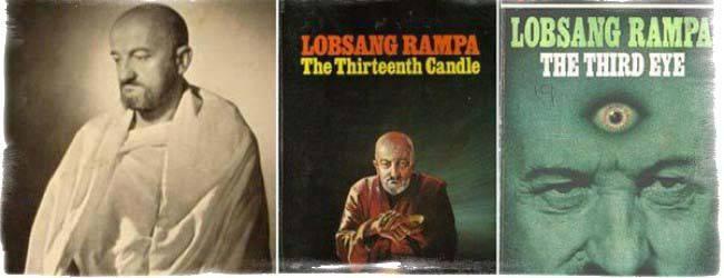 Лобсанг рампа: написанные книги