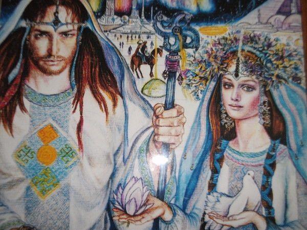 Обращение к перуну — молитвы, славления, гимны, подношение даров