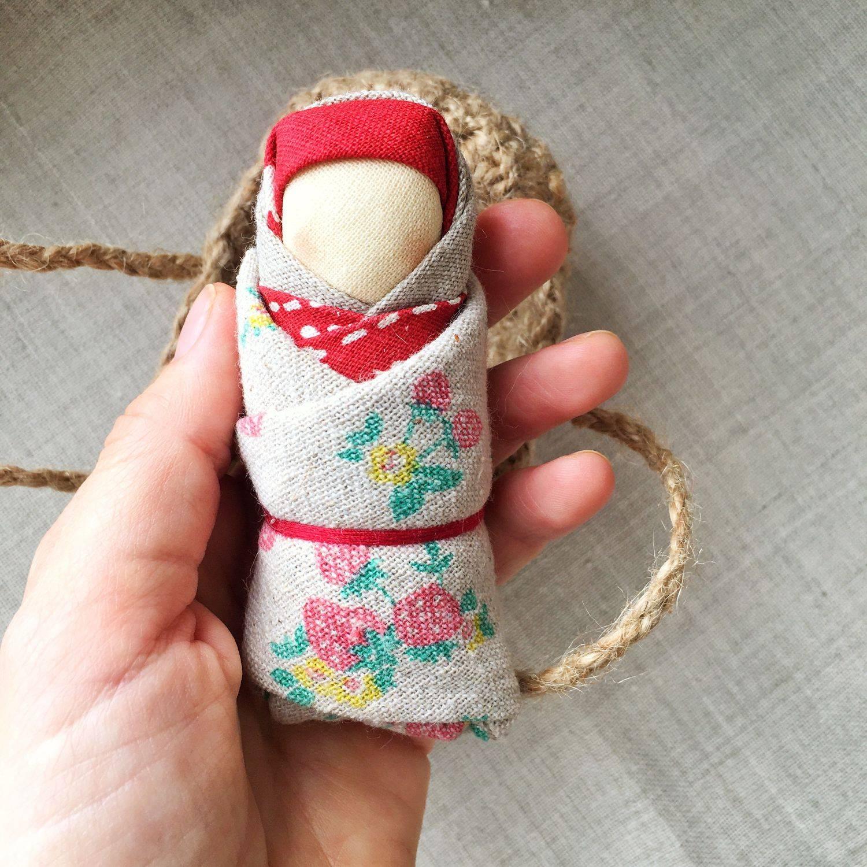 Кукла веснянка — яркий символ долгожданной весны