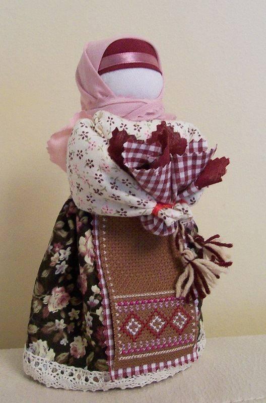 Славянская кукла берегиня, ее назначение и сила. как сделать оберег своими руками?