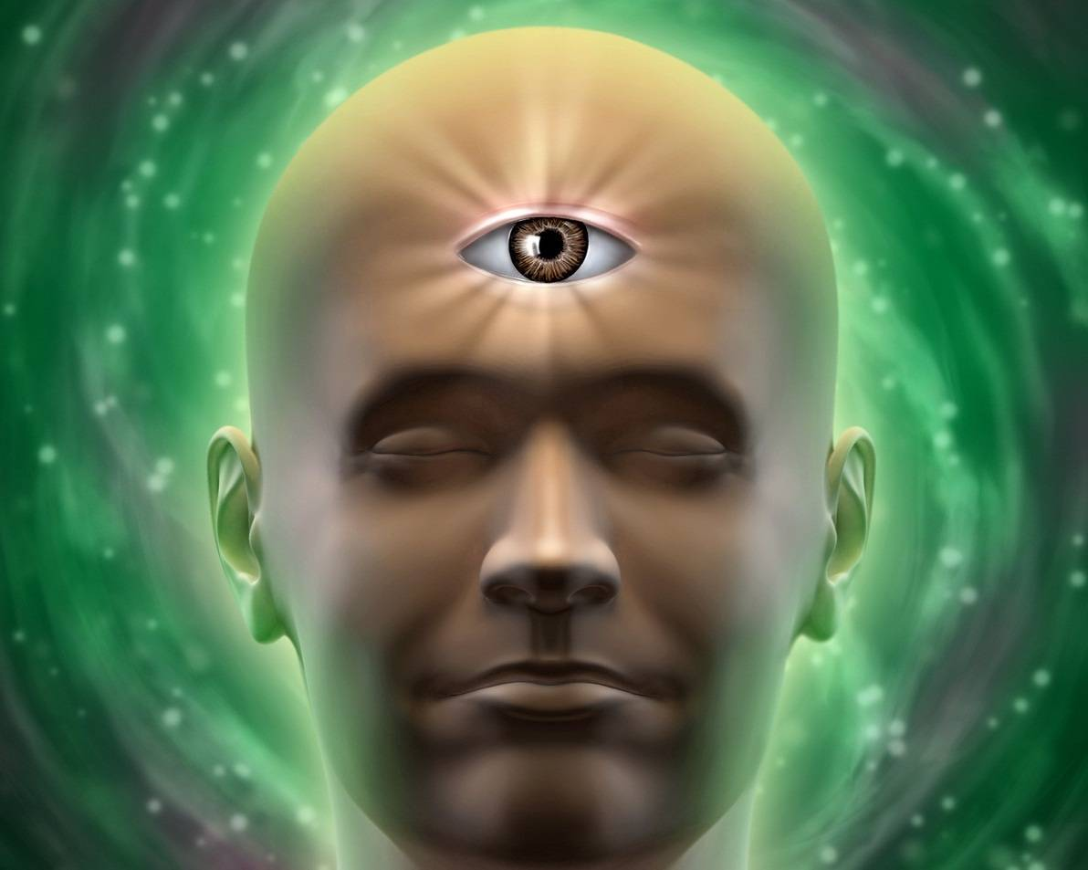 Третий глаз — картинки помогут в его раскрытии