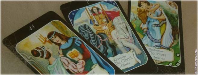 Таро ночного солнца: галерея и значения карт | все таро