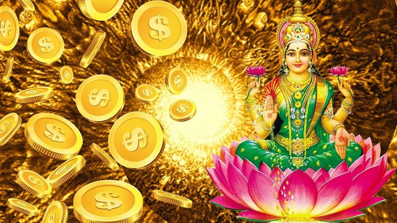 Мантра лакшми для богатства и процветания