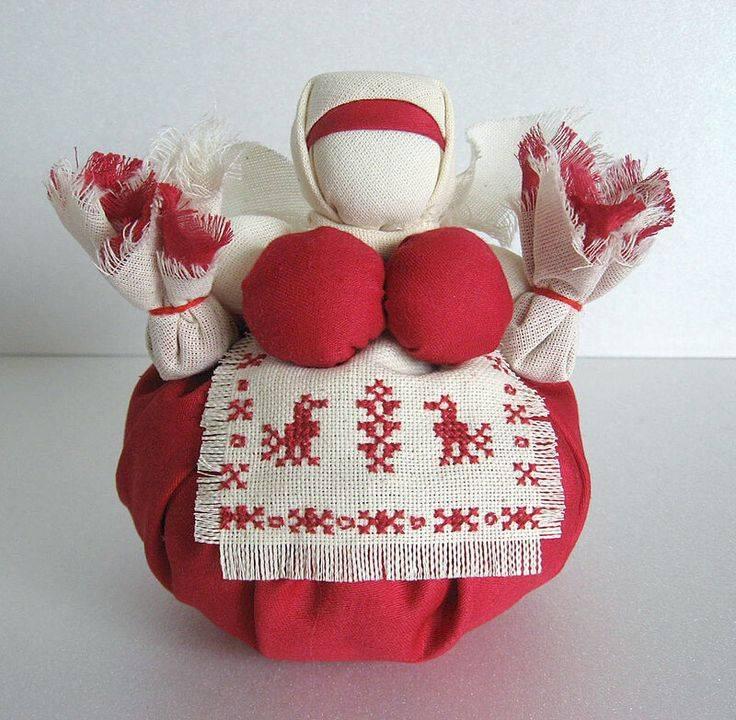 Кукла кубышка-травница: мастер-класс по изготовлению своими руками