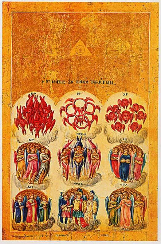 Ангелы и архангелы — сходства и отличия самых близких к людям чинов
