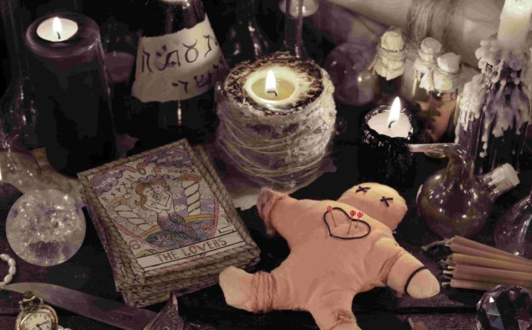Магия вуду для привлечения денег, богатства: кукла своими руками дома