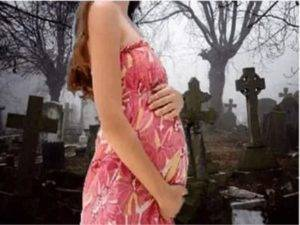 Почему беременным нельзя ходить на похороны и кладбище | pro traur