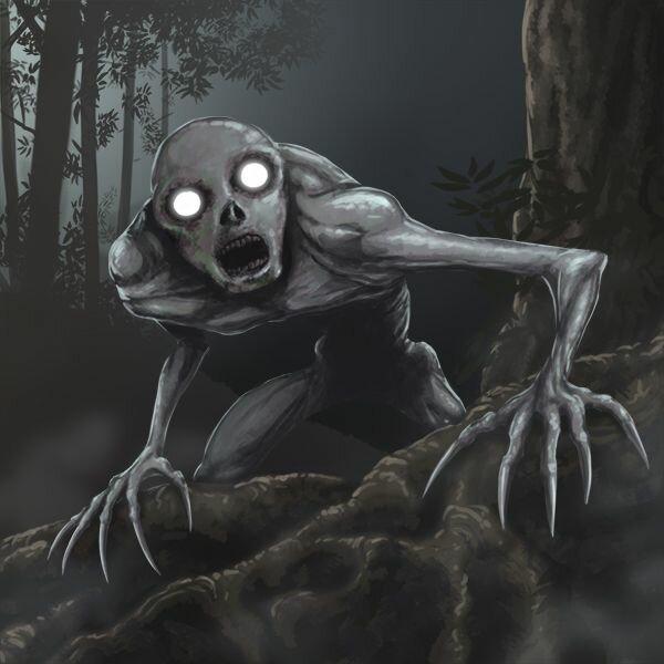 Бука » страшные истории
