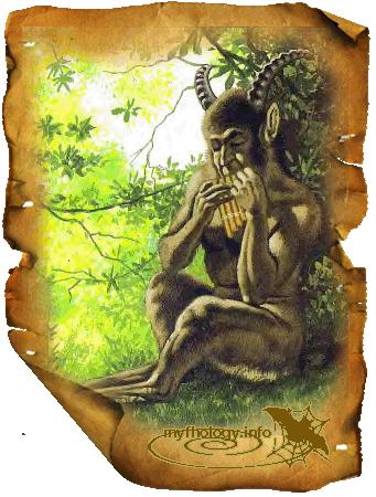 Пан (мифология)