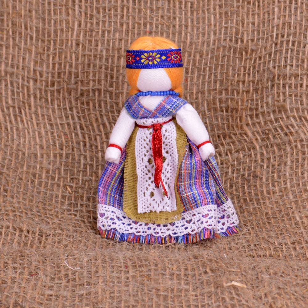 Кукла кувадка: оберег для успешных родов