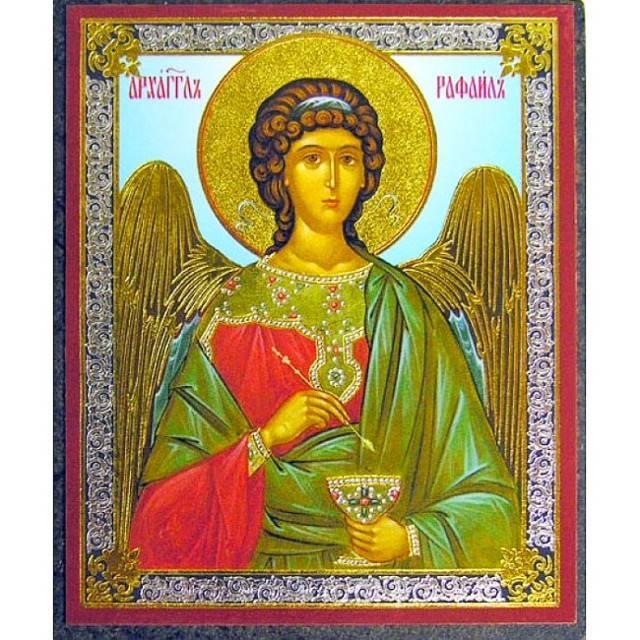 Молитва архангелу рафаилу — в чем помогает и что просить