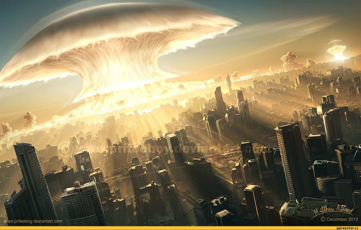 Конец света — все новости по теме