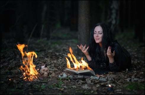 Заклинания для начинающих ведьм, магов, фей | читать