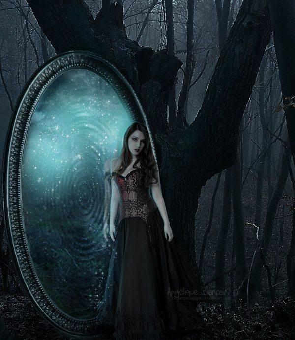 Магия зеркал: что ни в коем случае нельзя делать с зеркалами