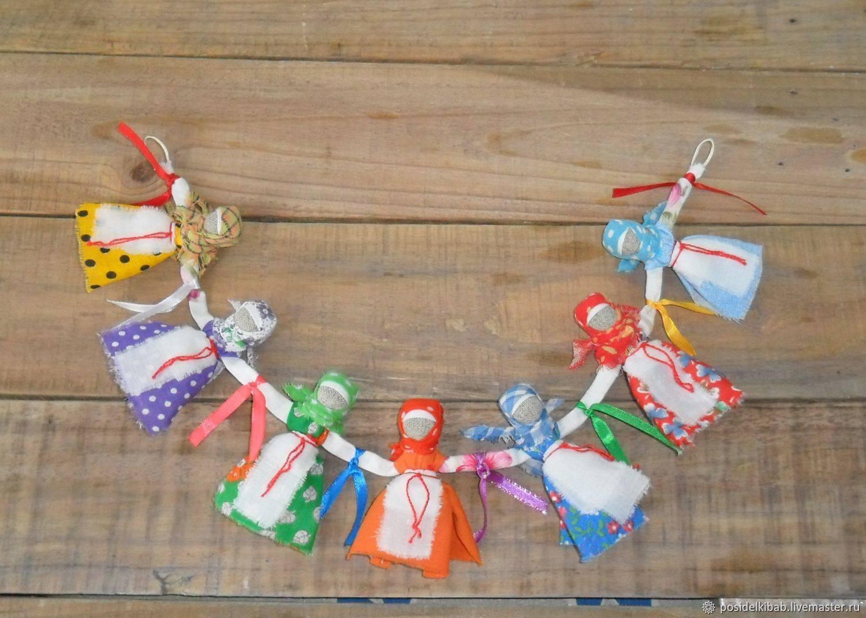 Куклы лихоманки — защищаемся от болезней и бед