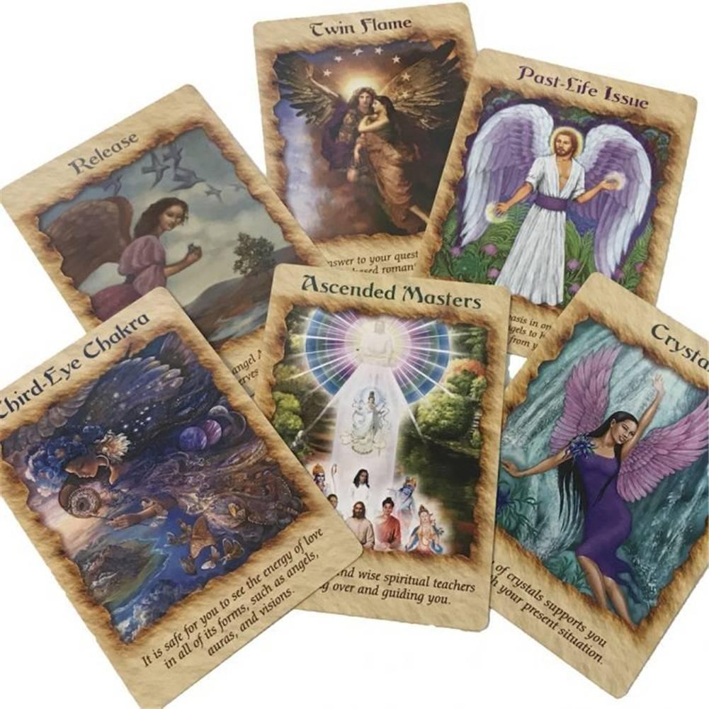 ангельские карты гадания