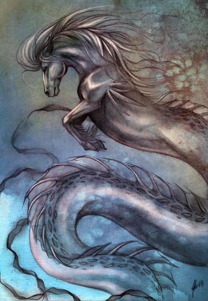 4.летающие кони