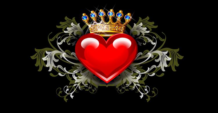 Онлайн гадание на короне любви