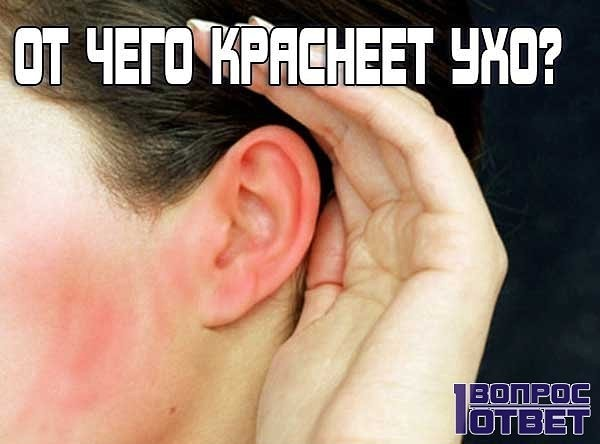 Приметы, к чему чешется левое ухо