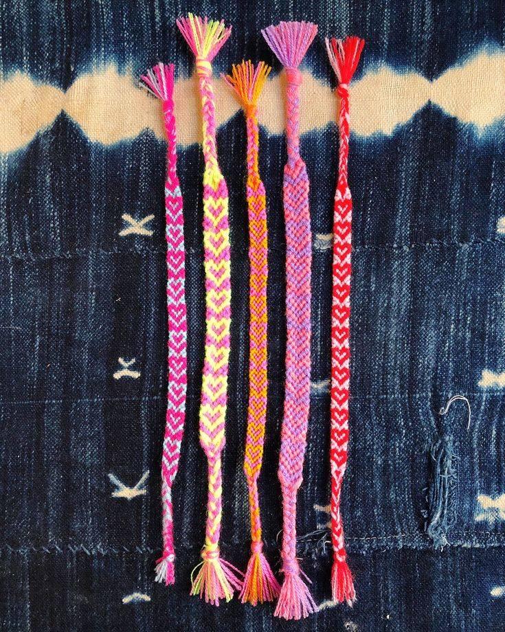 Как плести браслеты дружбы из ниток. браслет дружбы из мулине и ниток — значение цветов фенечки