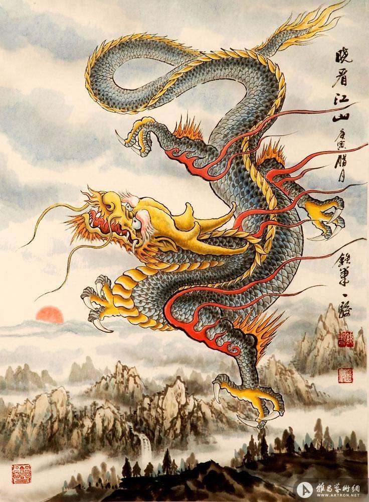 Китайский дракон – 10 любопытных фактов